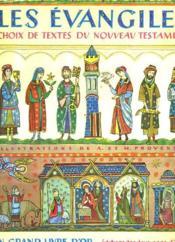 Les Evangiles. Choix De Textes Du Nouveau Testament. - Couverture - Format classique