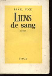 Liens Du Sang - Couverture - Format classique