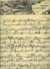 Piano Soleil 10 Mai 1896, N°19 - Couverture - Format classique