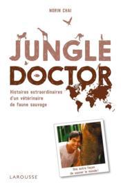 Jungle doctor - Couverture - Format classique
