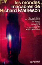 Les mondes macabres / Richard Matheson / Réf24229 - Couverture - Format classique