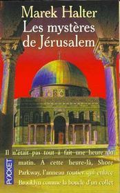 Les mysteres de jerusalem - Intérieur - Format classique