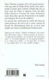 Les Chemins D'Etoiles - 4ème de couverture - Format classique