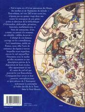 Le ciel, mythes et histoire des constellations - 4ème de couverture - Format classique