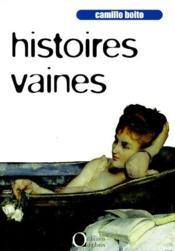 Histoires Vaines - Couverture - Format classique