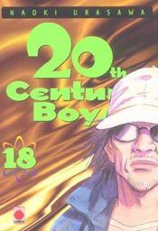 20th century boys t.18 - Intérieur - Format classique
