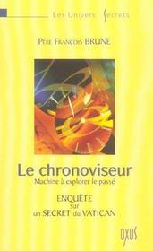 Le chronoviseur - Intérieur - Format classique