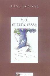 Exil et tendresse - Intérieur - Format classique