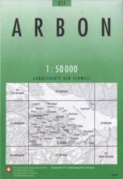 Arbon ; 217 - Couverture - Format classique