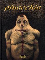 Pinocchio ; histoire d'un enfant - Intérieur - Format classique