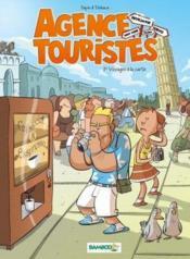 Agence touristes t.1 ; voyage à la carte - Couverture - Format classique