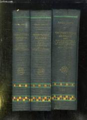 3 Tomes. Traite De Therapeutique Clinique. Tome 1, 2 Et 3. - Couverture - Format classique
