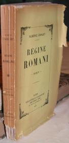 Régine Romani. - Couverture - Format classique