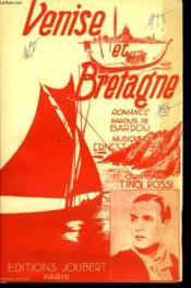Venise Et Bretagne - Couverture - Format classique