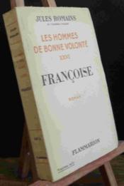 Francoise - Couverture - Format classique
