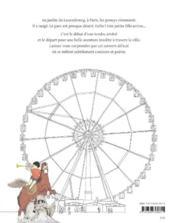 Mon poney de Paris - 4ème de couverture - Format classique