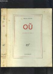 Ou- Le Genie Du Lieu, 2 - Couverture - Format classique