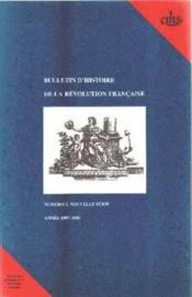 Bulletin D'Histoire De La Revolution Française - Couverture - Format classique
