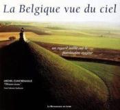 La Belgique Vu Du Ciel ; Au Regard Inedit Sur Le Patrimoine - Couverture - Format classique