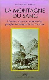 La Montagne Du Sang - Couverture - Format classique