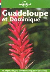 Guadeloupe Et Dominique ; 3e Edition - Intérieur - Format classique