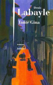 Tante Gina - Intérieur - Format classique