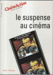 CINEMACTION T.71 ; le suspense au cinéma - Couverture - Format classique