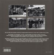 Les ânes ; ânes, mulets et bardots à travers la carte postale ancienne - 4ème de couverture - Format classique