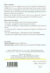 La francion de ch.sorel - 4ème de couverture - Format classique