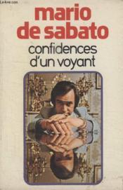 Confidences Dun Voyant. - Couverture - Format classique
