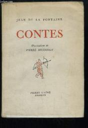 Contes. Illustrations de PIERRE MONNERAT. - Couverture - Format classique