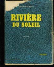Riviere Du Soleil - Couverture - Format classique