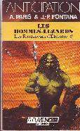 Les Hommes-Lezards (Les Ravisseurs D'Eternite - 3) - Couverture - Format classique
