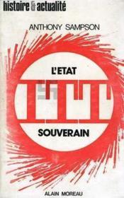 ITT - L'Etat souverain. - Couverture - Format classique