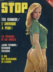 Paris Stop N°5 - Ted Kennedy / L'Amerique A Peur - Les Pecheurs De Los Angeles - Le Roi Des Marchands De Canons... - Couverture - Format classique