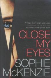 Close My Eyes - Couverture - Format classique
