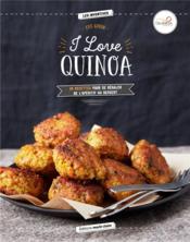 Cuisiner le quinoa - Couverture - Format classique