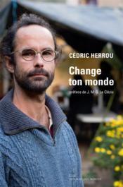 Change ton monde - Couverture - Format classique