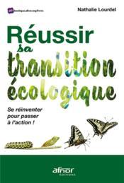 Réussir sa transition écologique - Couverture - Format classique