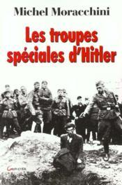 Les Troupes Speciales D'Hitler - Couverture - Format classique