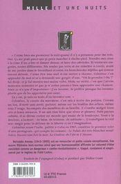 Celestino Avant L'Aube - 4ème de couverture - Format classique