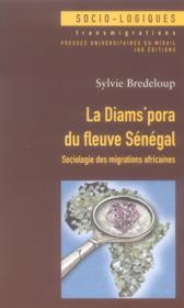 La Diams'pora du fleuve Sénégal - Couverture - Format classique