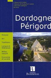 ENCYCLOPEDIES REGIONALES ; Dordogne-Périgord - Intérieur - Format classique