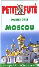 Moscou 2001, le petit fute - Intérieur - Format classique