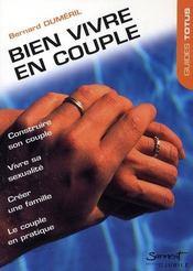Bien vivre en couple - Intérieur - Format classique