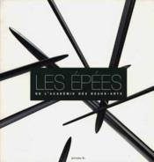 The swords of the academie des beaux arts - Couverture - Format classique