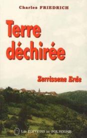 Terre Dechiree - Couverture - Format classique