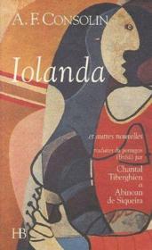 Iolanda et autres nouvelles - Couverture - Format classique