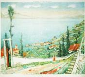 Le Léman - Lake of Geneva. (Le Lavaux - St. Saphorin et environs). Coll.: La Suisse terre de beauté - Beautiful Switzerland. - Couverture - Format classique