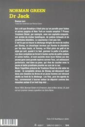 Dr. jack - Couverture - Format classique